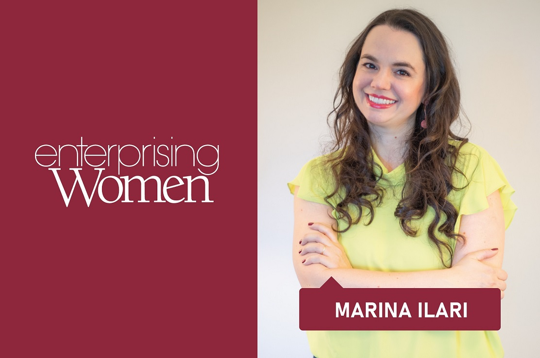 CEO Marina Ilari joins the Advisory Board of Enterprising Women